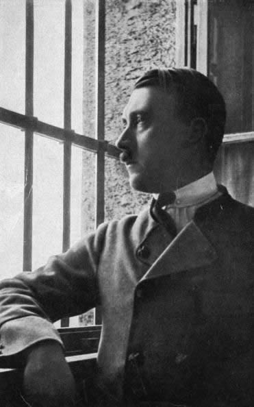 Hitler preso