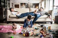 ¿Acabas de ser papá y te sientes infeliz?