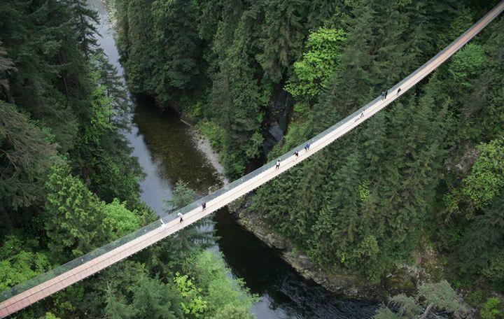 Puente Suspendido de Capilano
