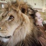 La loca historia de una familia que vivió con un león en 1969
