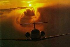 El misterioso vuelo 502 y la nube que detuvo el tiempo