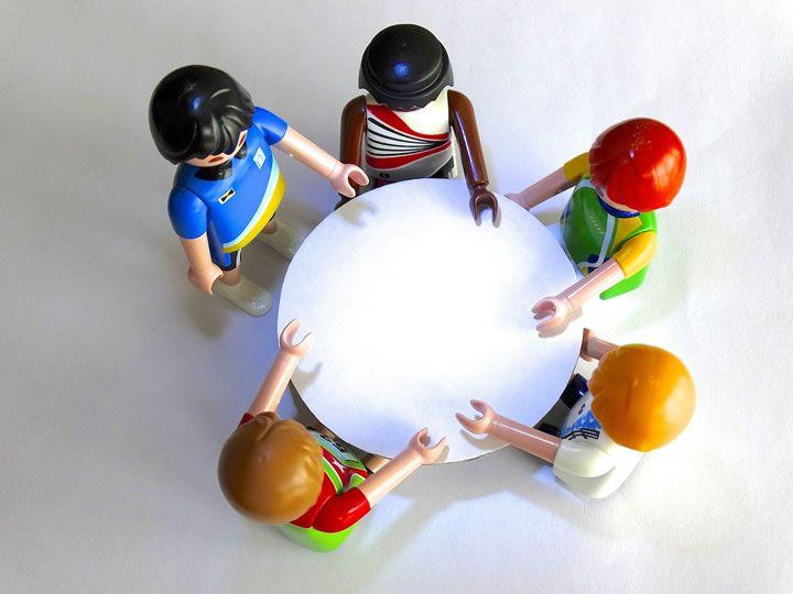 conversacion playmobil