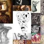 Obras de arte hechas por enfermos de esquizofrenia
