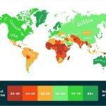 Países responsables del calentamiento global 'sobrevivirán' al fenómeno