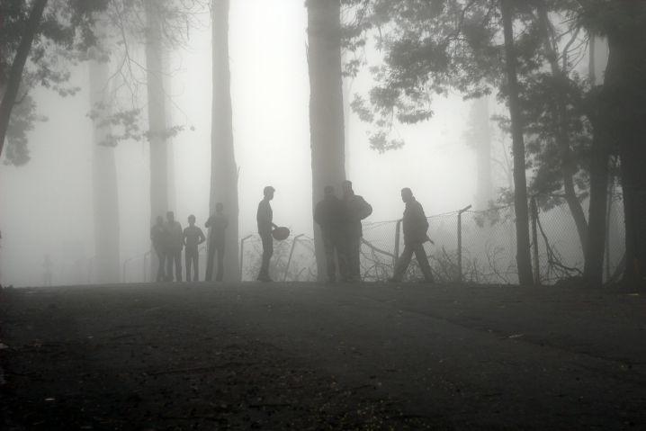 niebla misterio
