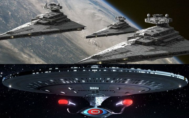 star destroyer vs enterprise