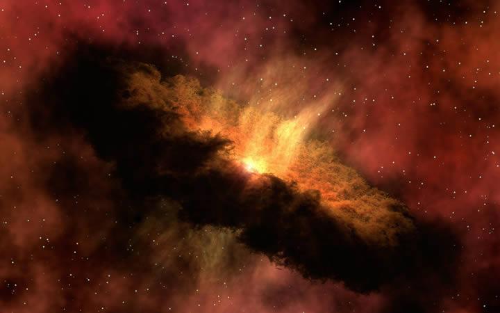 universo explosion