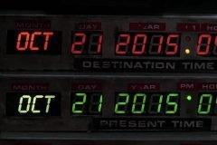 Cómo vamos a vivir (o no) en 2015 según Back to the Future 2