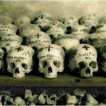 Beinhaus, la casa de los huesos en Hallstatt, Austria