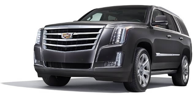 Cadillac Escalade ESV blindada