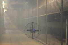 GimBall, el drone a prueba de colisiones