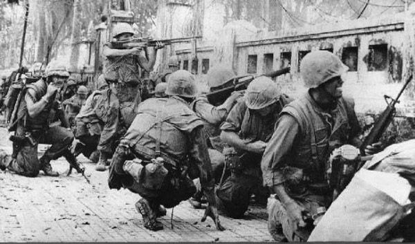 Guerra de Vietnam registro fotografico (13)