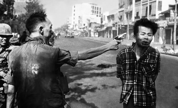Guerra de Vietnam registro fotografico (7)