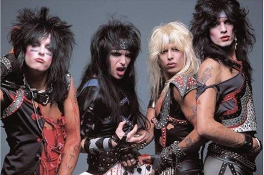 Mötley-Crüe