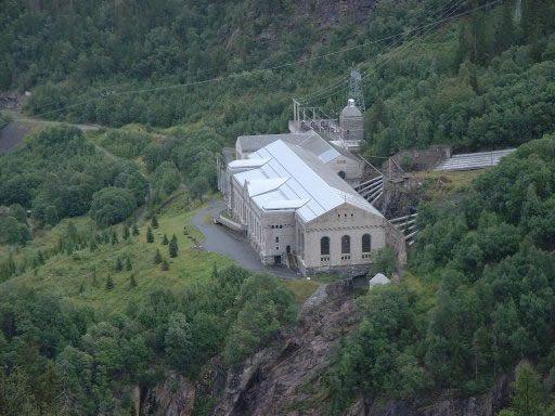 Vemork hidrolectrica actualidad