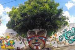 36 obras de arte urbano que se relacionan con el entorno