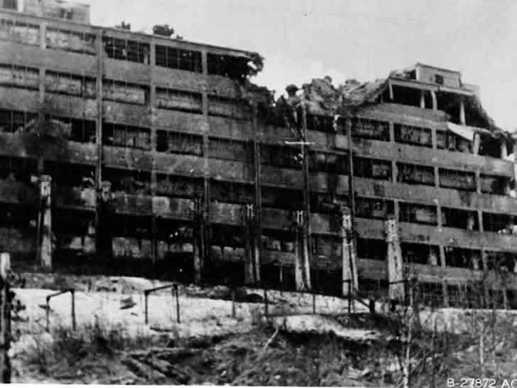 bombardeo Vemork