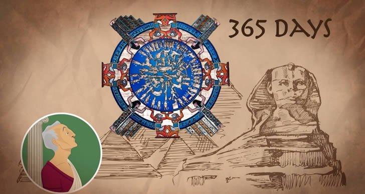 calendario 365 dias