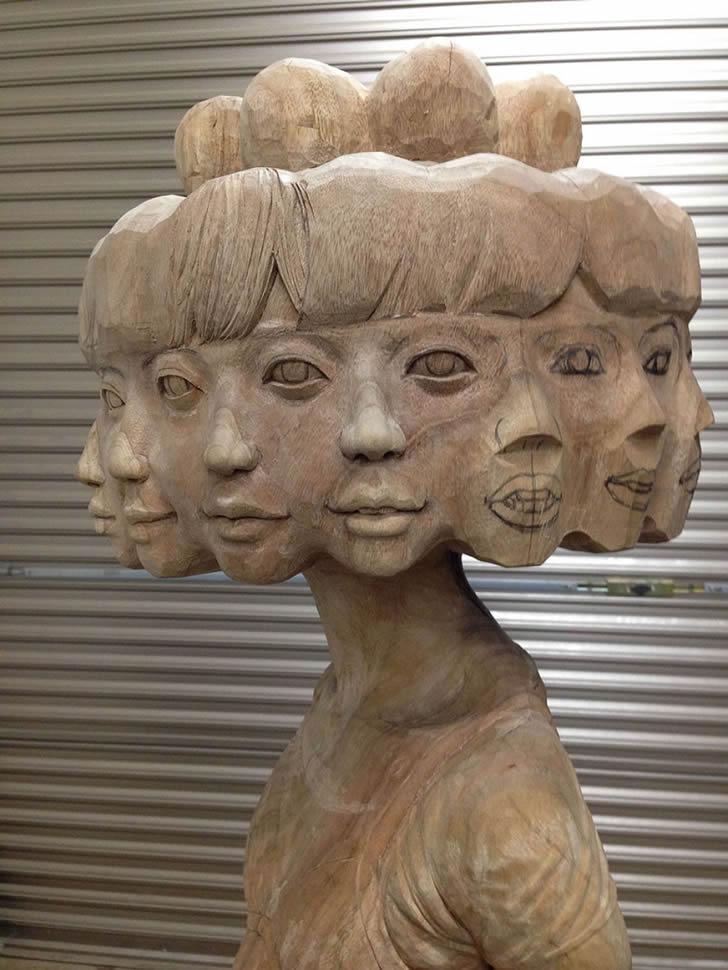 esculturas Yoshitoshi Kanemaki (15)