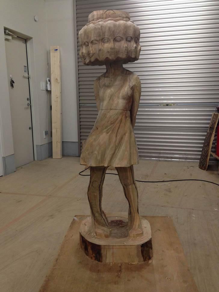 esculturas Yoshitoshi Kanemaki (17)
