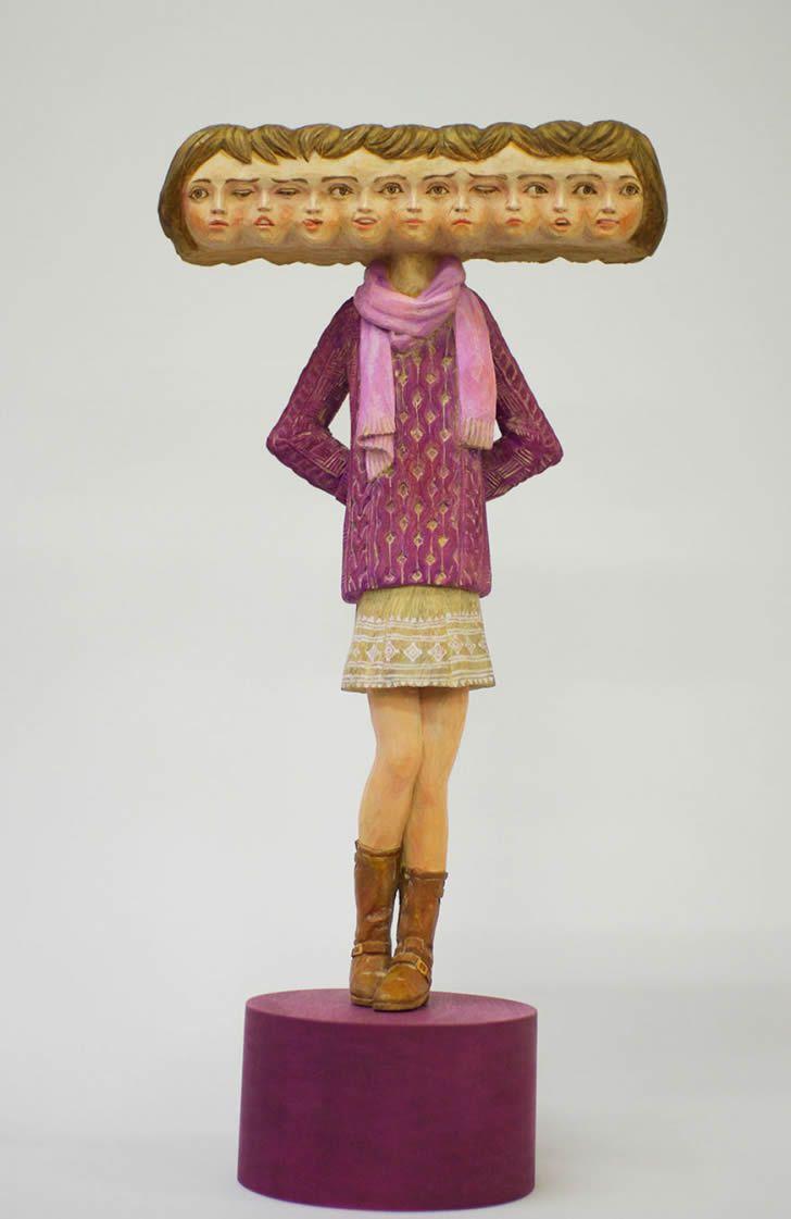 esculturas Yoshitoshi Kanemaki (3)