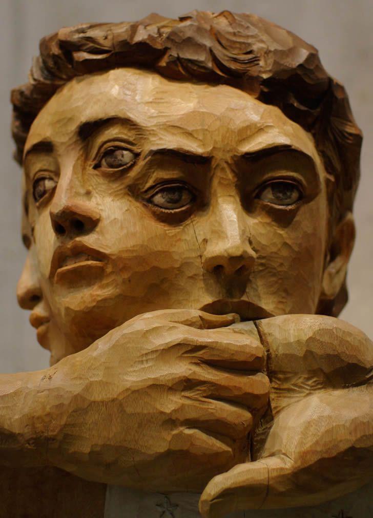 esculturas Yoshitoshi Kanemaki (4)