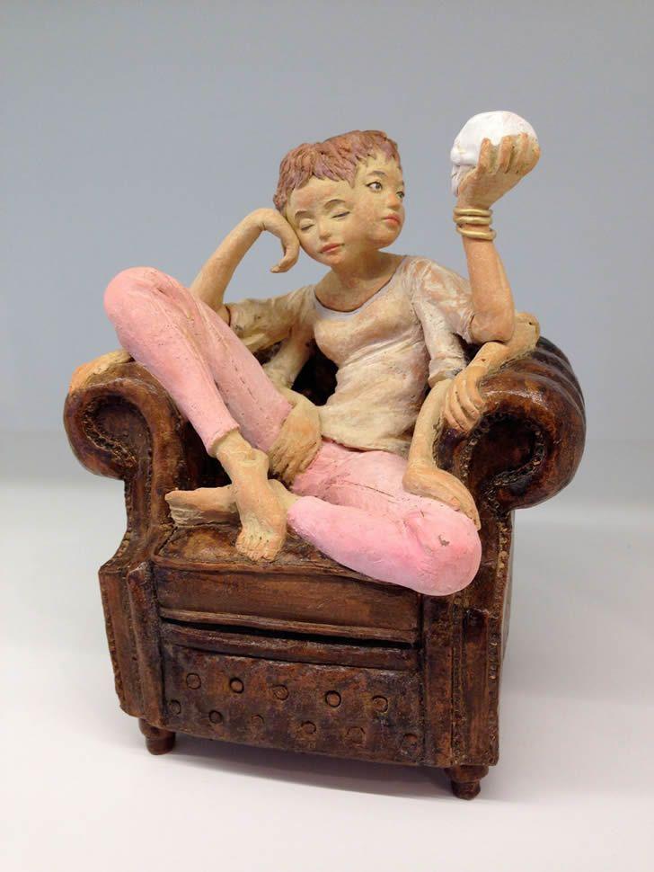 esculturas Yoshitoshi Kanemaki (5)