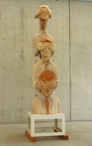 esculturas Yoshitoshi Kanemaki (6)