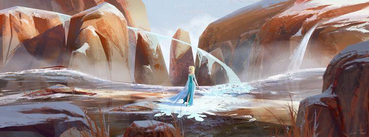 frozen_by_taopaint