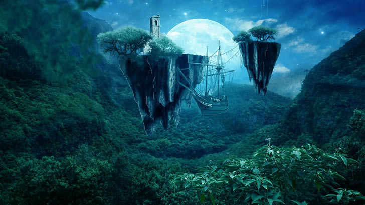 mundo de los sueños