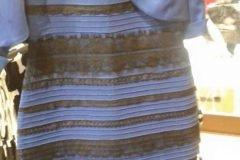 ¿De qué color es el maldito vestido?