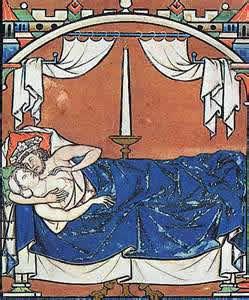 arte medieval sexualidad