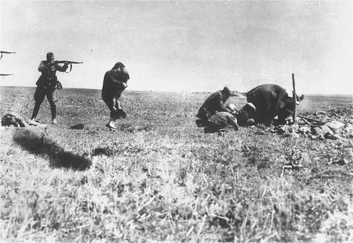 asesino judios 1942