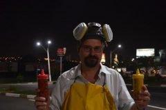 Breaking Dogs – Walter White ahora vende hot dogs en las calles