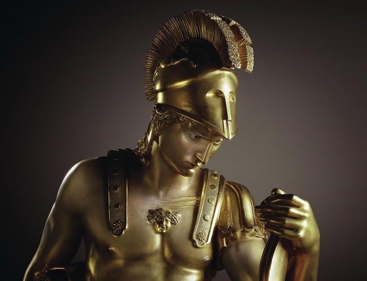 estatua alejandro magno