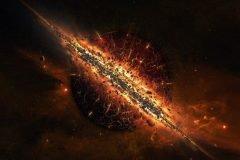 Tres formas en que el universo podría acabar