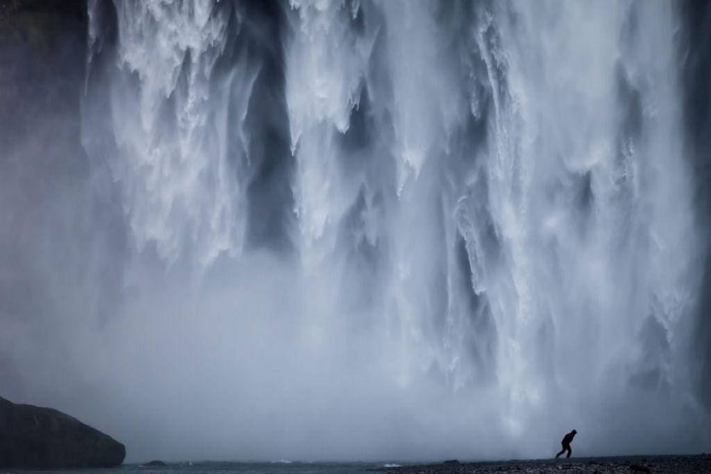 Fotos insignificancia del hombre ante la naturaleza 11