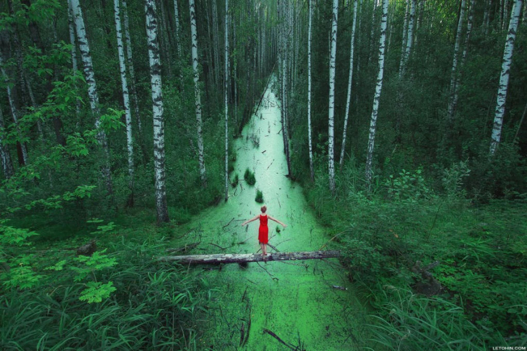Fotos insignificancia del hombre ante la naturaleza 12