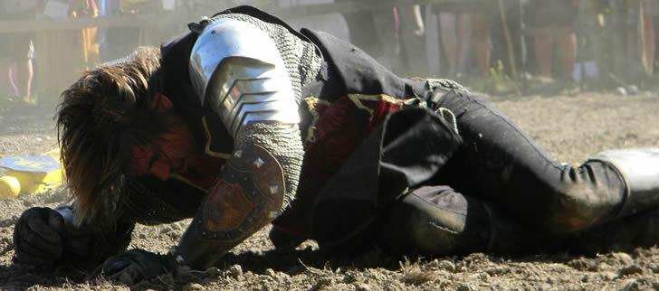 guerrero medieval