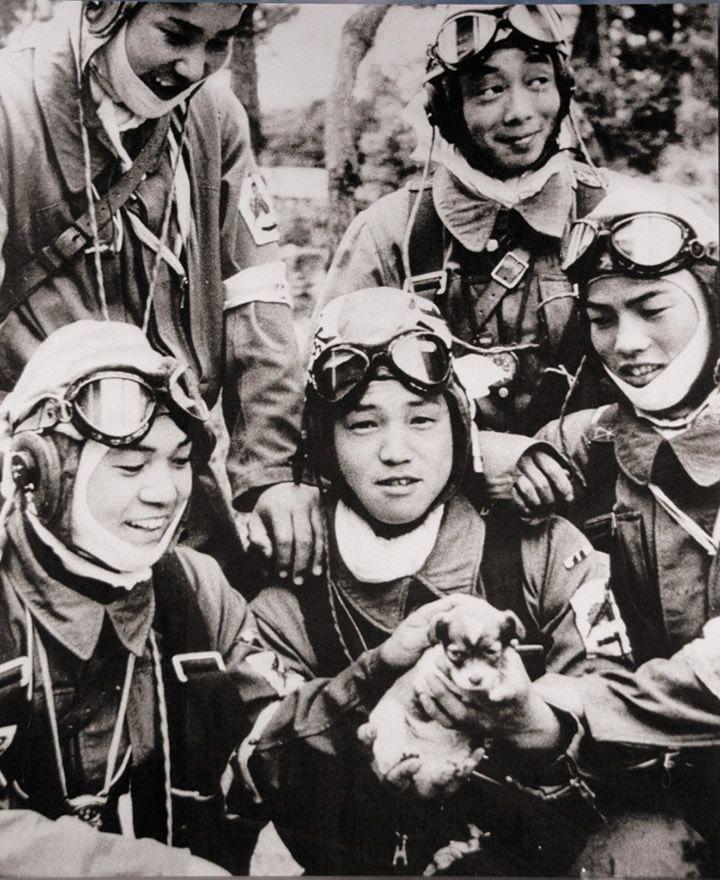 japoneses kamikaze