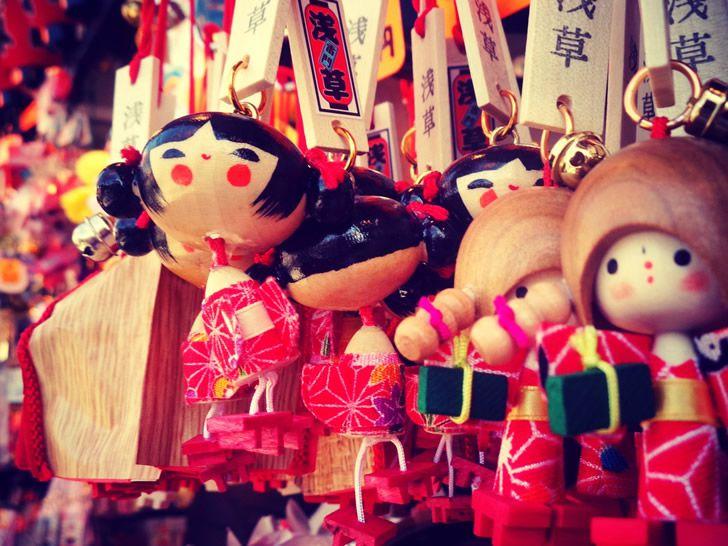 marionetas japonesas