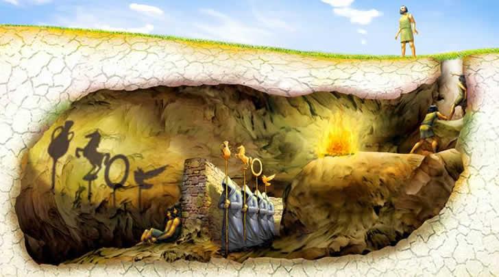 mito caverna platon