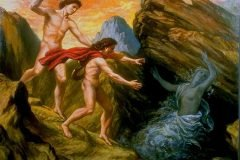 Mito de Orfeo y Euridice