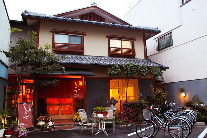 restaurante bicicletas japon