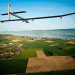 El avión solar que circunnavegará el planeta
