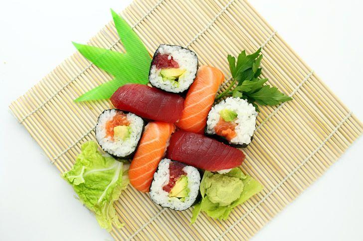 sushi japones tradicional
