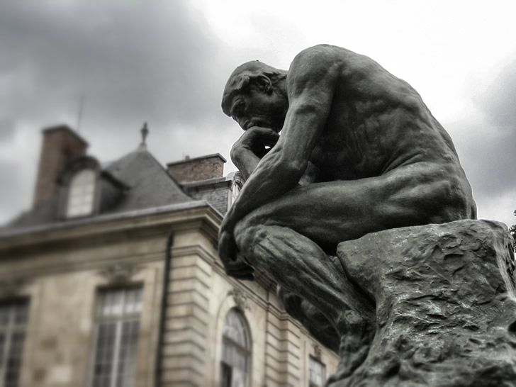 El Pensador Paris
