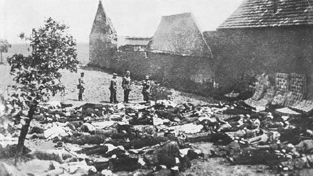 Masacre Lidice