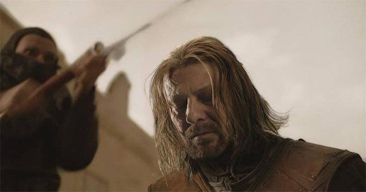 Ned Stark Muerte