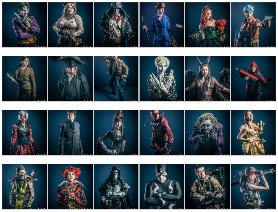cosplay retratos por Antti Karppinen (13)